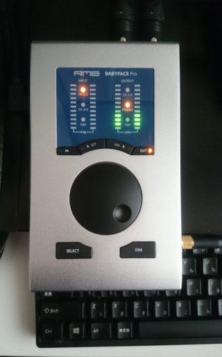 オーディオI/FとPCオーディオ